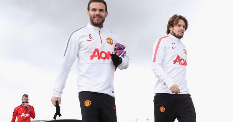 Mata y Blind abandonarían el Manchester United