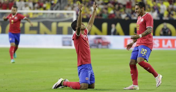 Costa Rica se marcha con orgullo
