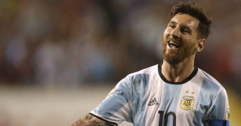 El amuleto de la suerte de Argentina