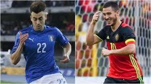 BELGAS E ITALIANOS INICIAN SU SUEÑO EN LA EURO 2016