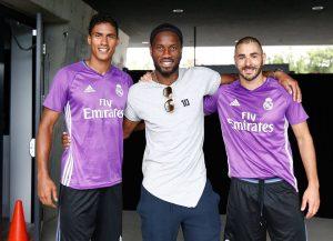 Imagen: Facebook oficial del Real Madrid.