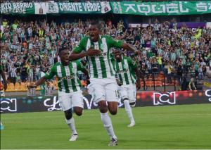 Foto: Twitter Atlético Nacional