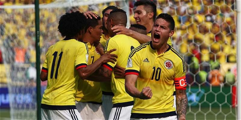 Así estan los colombiano en el exterior a falta de un mes para las Eliminatorias.