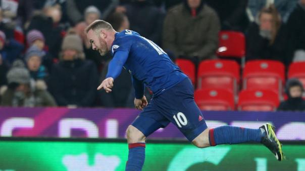 ¡250 veces 'Devil', 250 veces Rooney!
