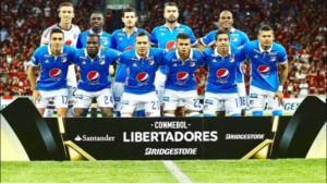 Millonarios Libertadores