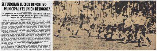 Archivo El Tiempo; cortesía Diego Caldas. Tomada de Lamonsergadelfutbol.com