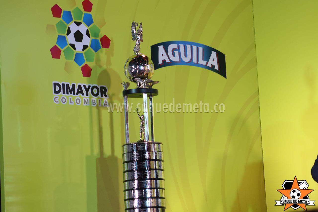 Sorteo De Liga Torneo Y Copa Aguila 2018 Saque De Meta
